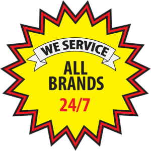 We Service all brands 24/7